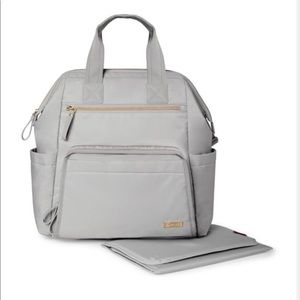 Skip Hop Mainframe Wide Open Diaper Bag